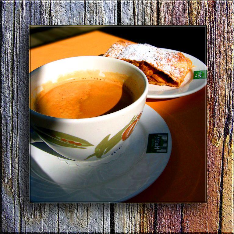French Roast Double Espresso,- Heavenly Tasty...