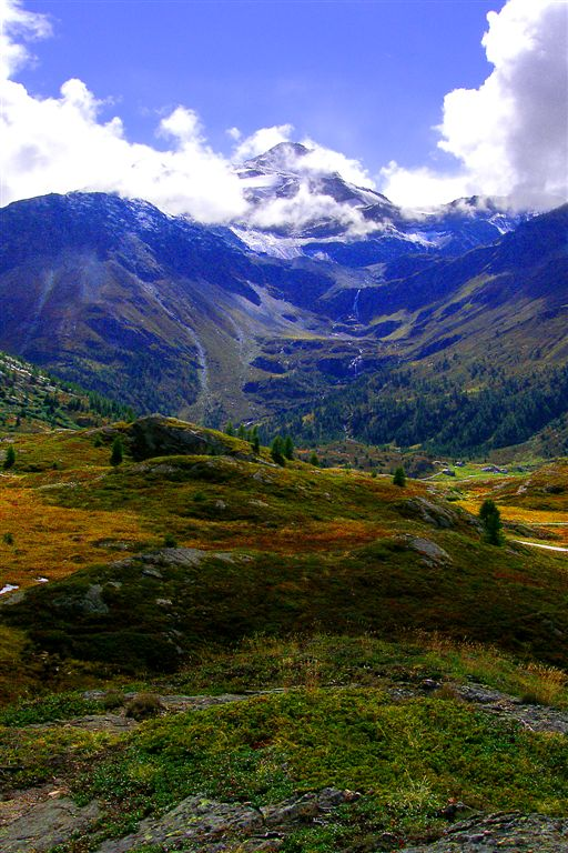 Colour Of Italian Alps