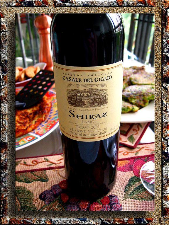 Italian Shiraz !