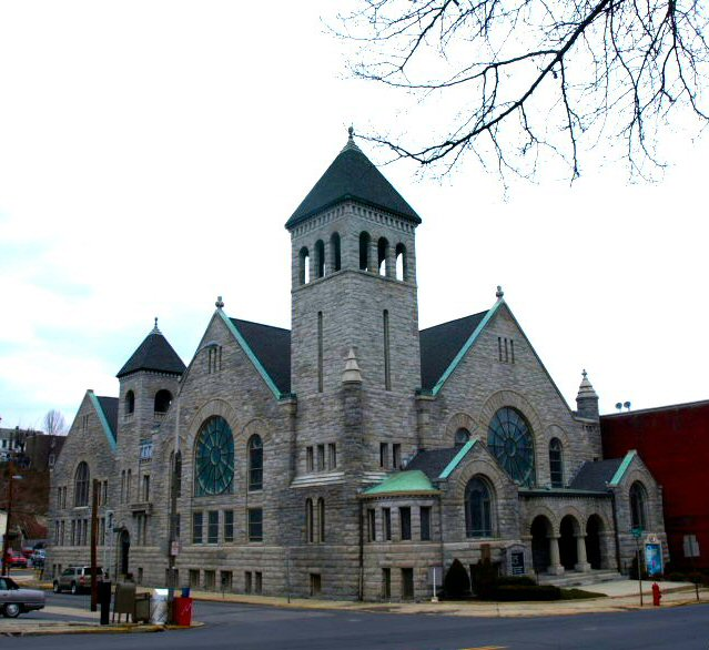United Methodist Church - Pottsville, PA