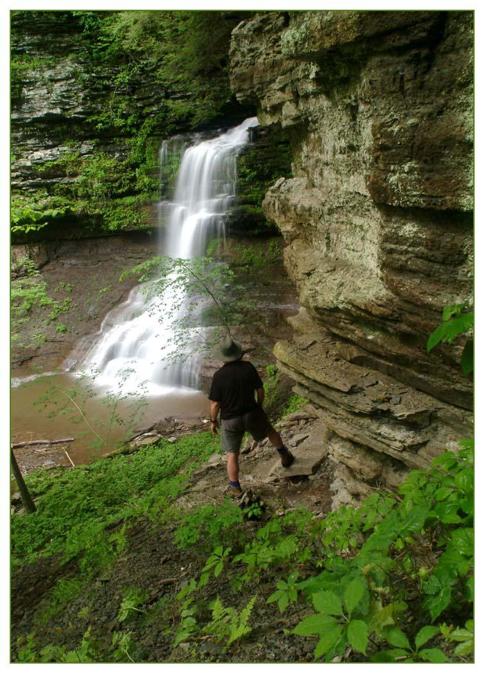 Amphitheatre Falls 2