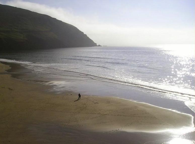 Slea Head on the west coast of Ireland
