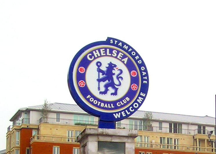 Chelsea Blue day