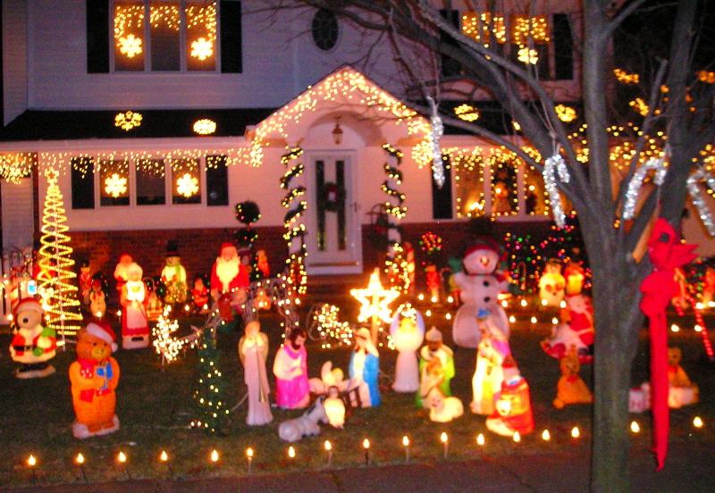 Christmas Eve in Massapequa