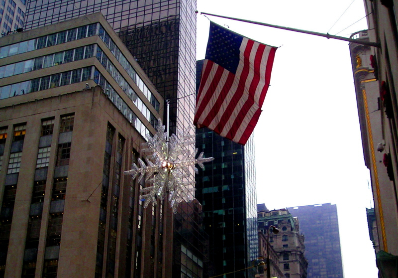 5th Ave Snowflake