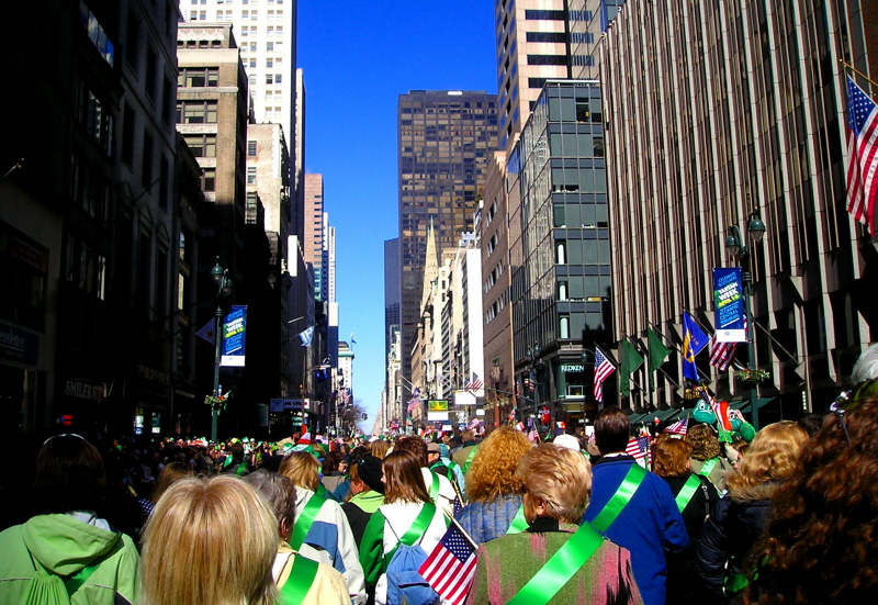 5th Avenue here we come