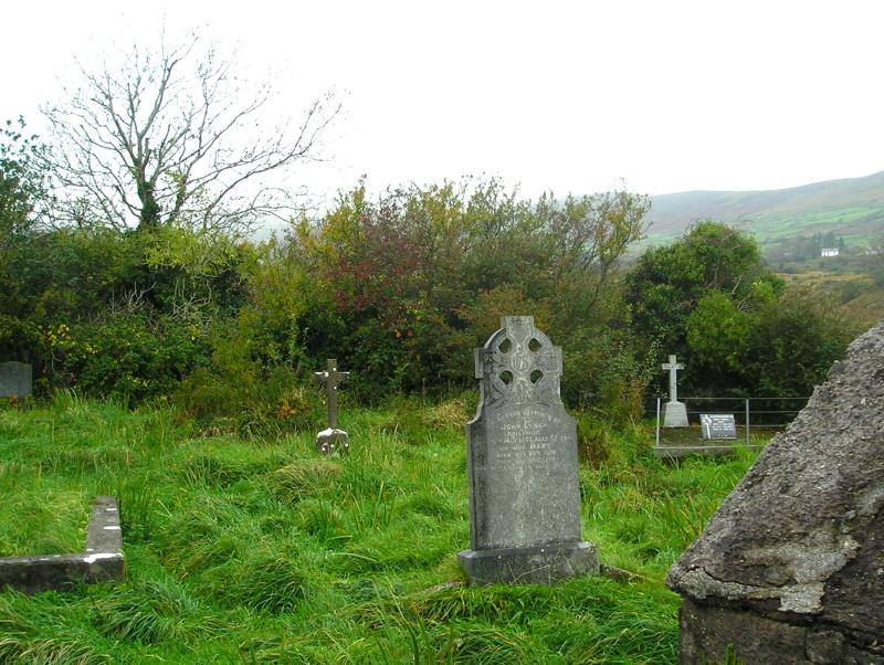 Annascaul graveyard