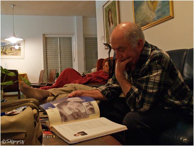 Yehuda and Golda Meir