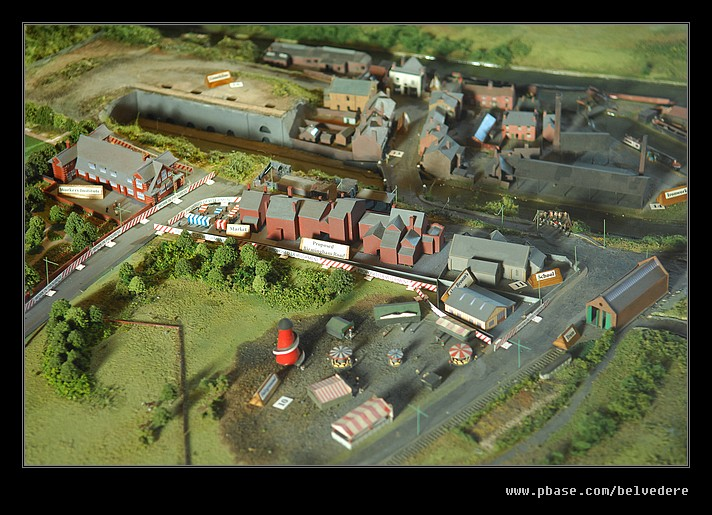Scale Model, Black Country Museum