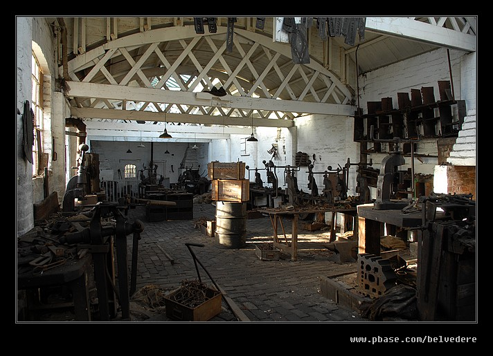 Animal Trap Works #2, Black Country Museum