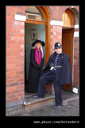 Policeman, Black Country Museum