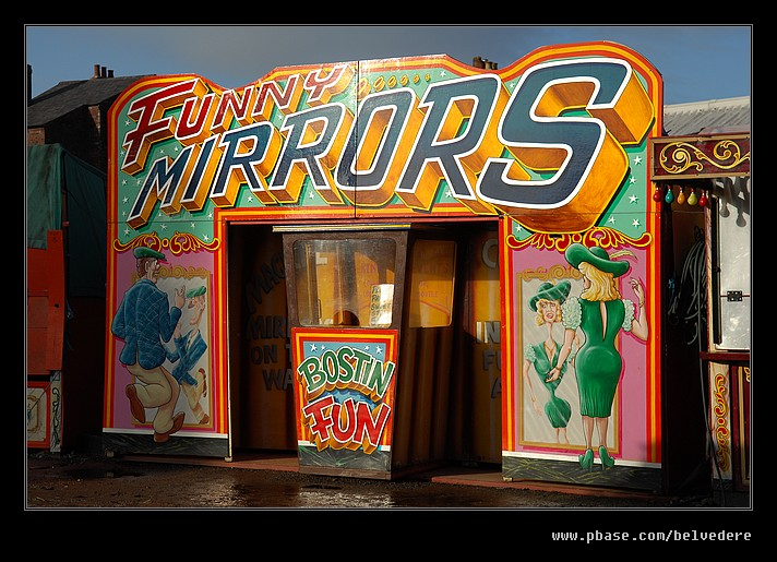 House of Mirrors, Black Country Museum