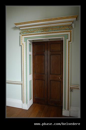 Saloon Side Doorway, Croome Court