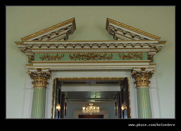 Saloon Main Doorway, Croome Court
