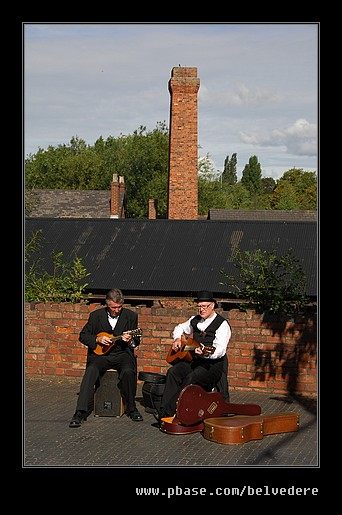 Street Musicians, Black Country Museum