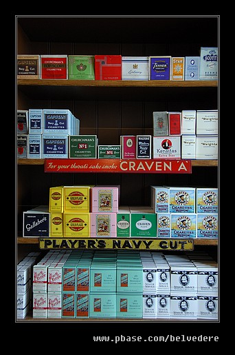 Tobacconists #3, Black Country Museum