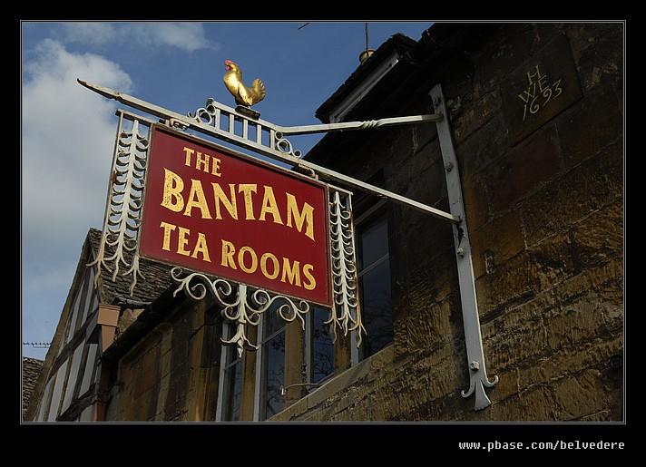 The Bantam Tea Rooms, Chipping Campden