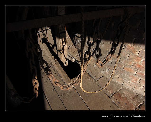 Ropes & Chains, Newcomen Engine, Black Country Museum