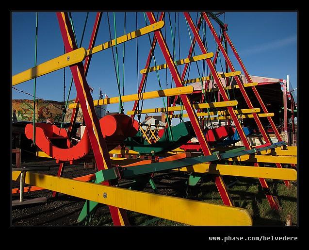 Fairground Swings, Black Country Museum