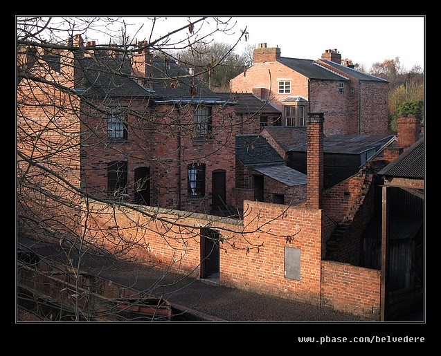 Canal Street Buildings, Black Country Museum