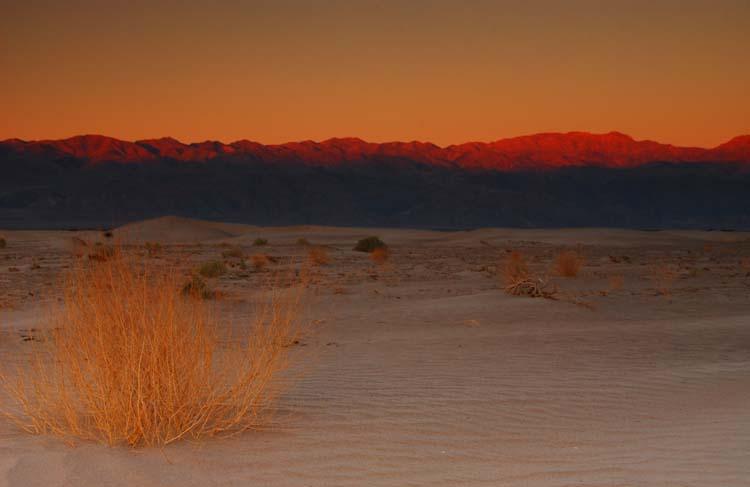 Warm Glow of Pre-Dawn