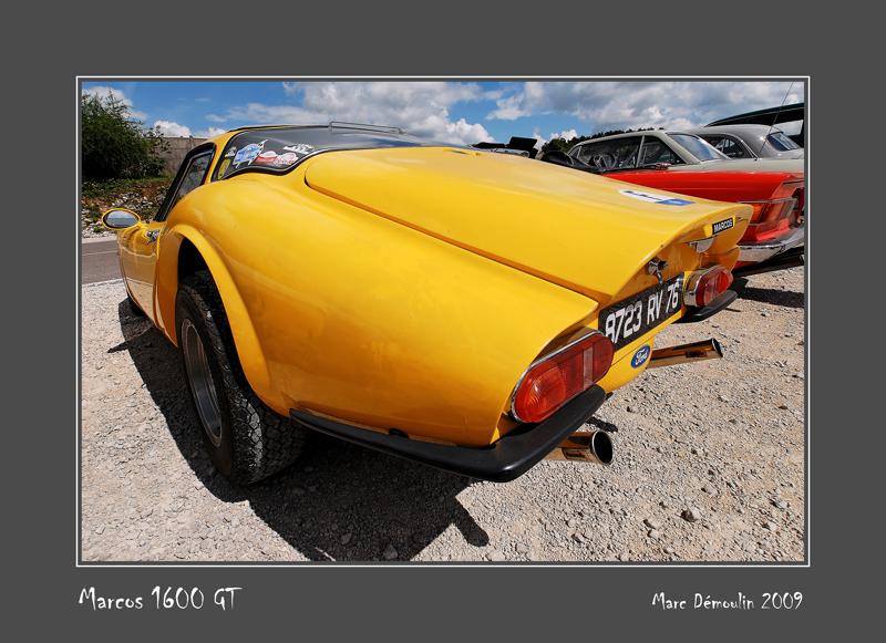 MARCOS 1600 GT Dijon - France