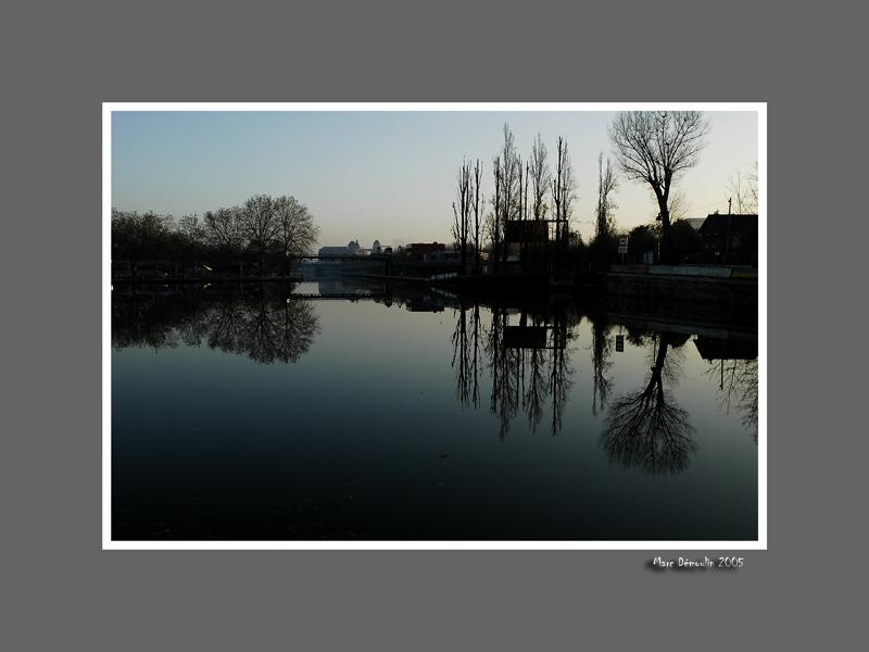 Bassin de la Villette 1