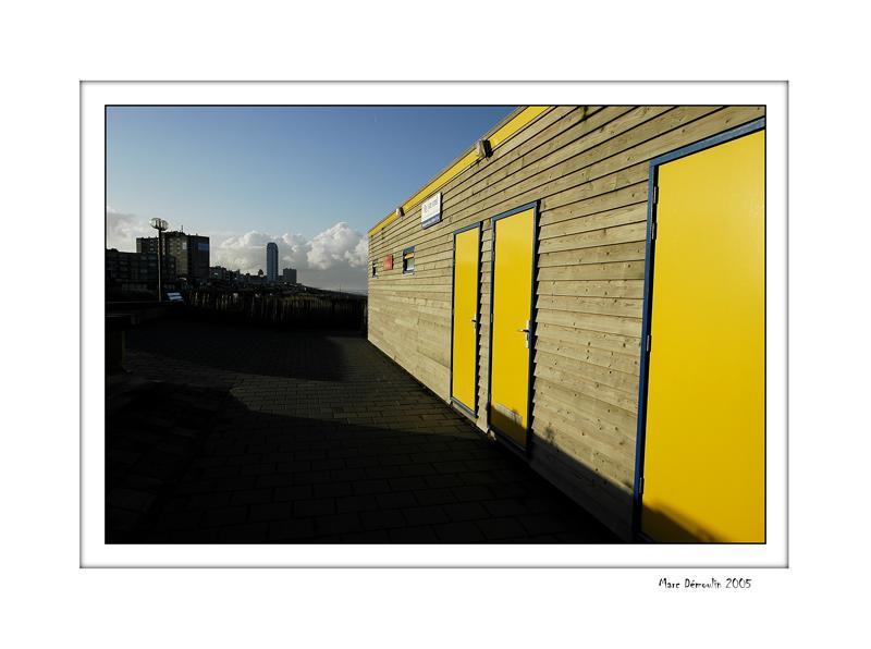 Zandvoort, on the beach 2