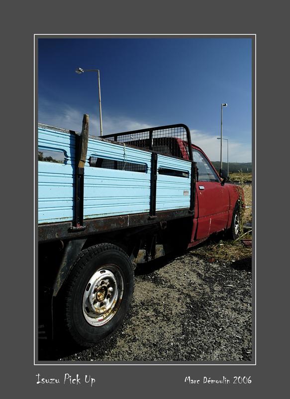 ISUZU Pick-Up Nazare - Portugal