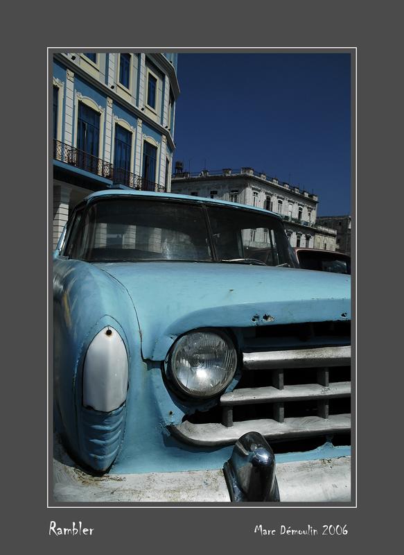 RAMBLER La Habana - Cuba