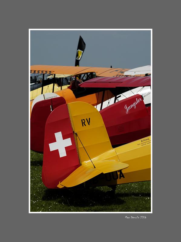 La Ferte-Alais airshow 4