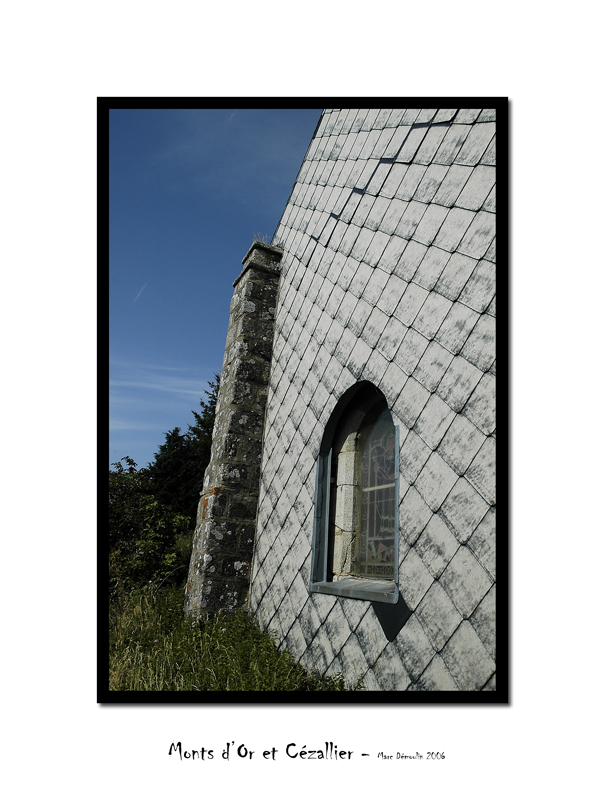 Saint-Alyre-es-montagne, church