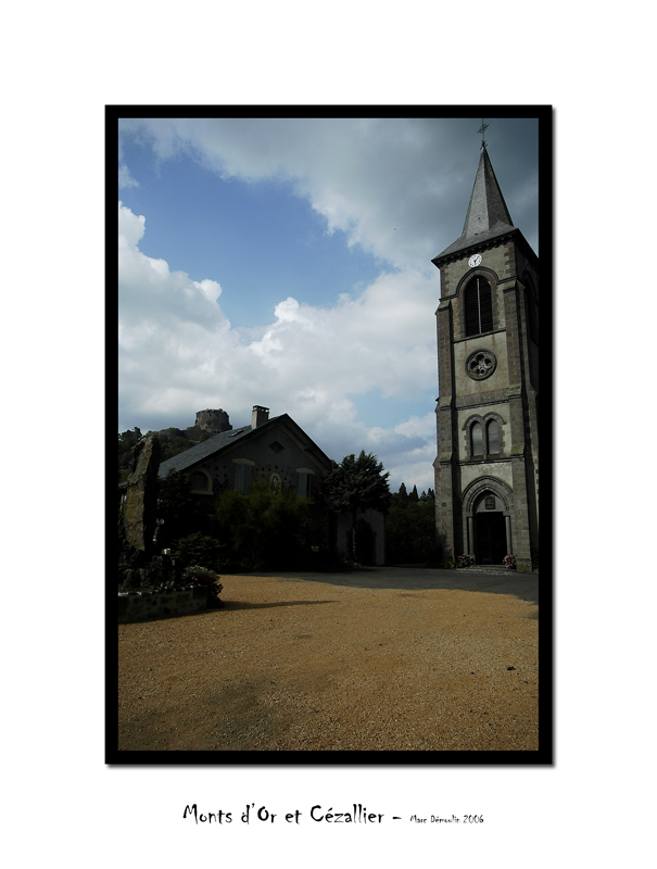 Murol, Castle and Church
