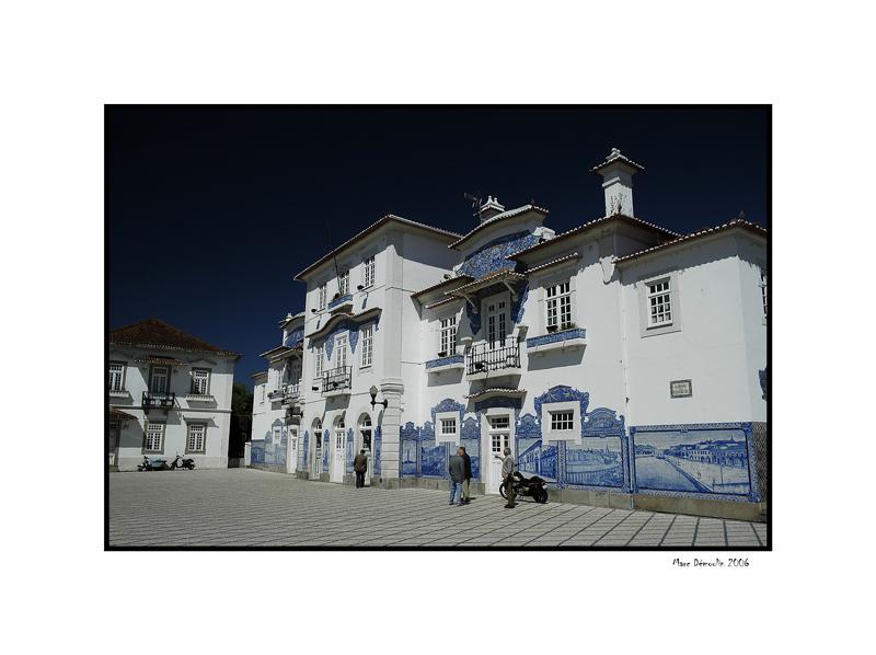 Aveiro, Railway station