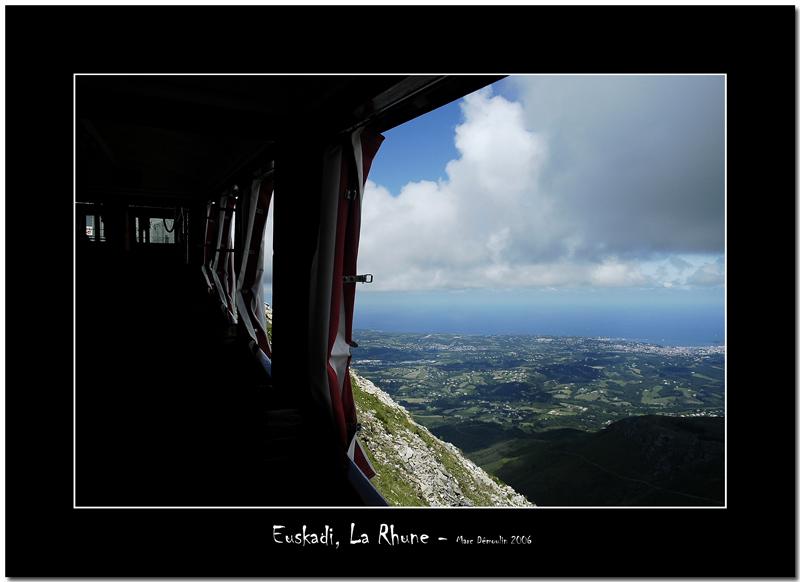 La Rhune small train 2