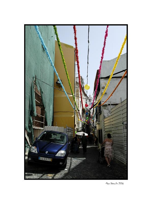 Lisboa, Alfama 7