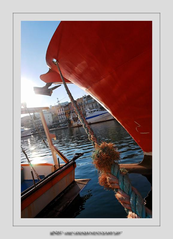 Boats 9 (Sète)
