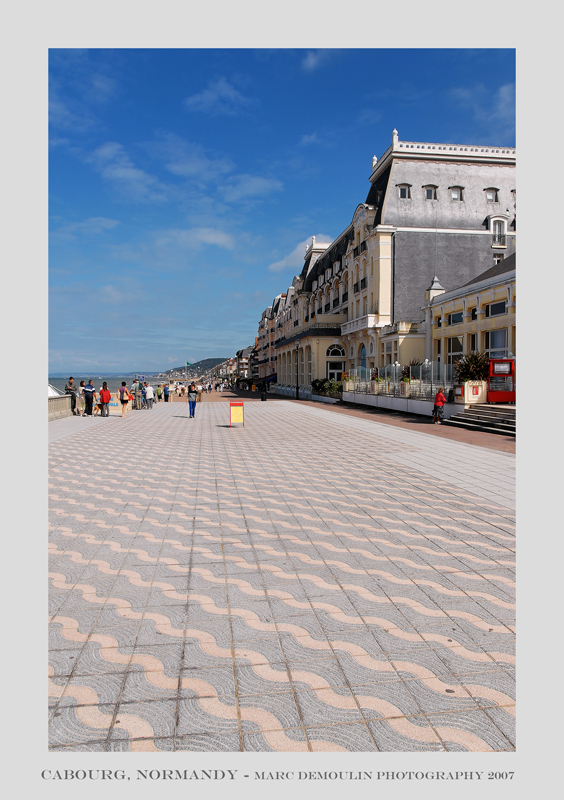 Normandy, Cabourg 1