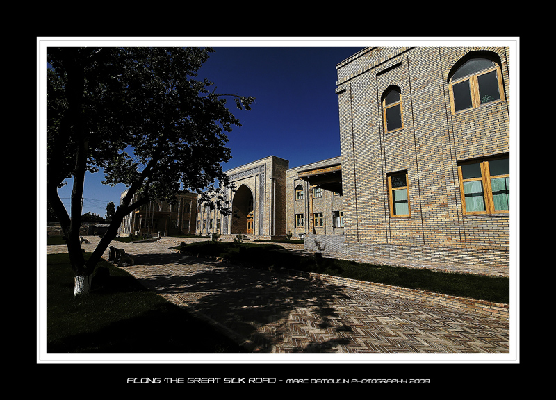 Along the great silk road 106