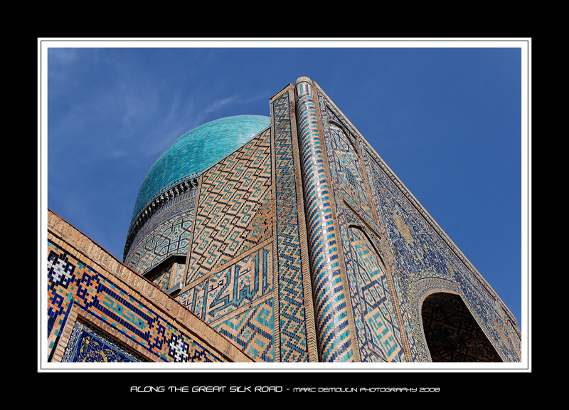 Along the great silk road 108