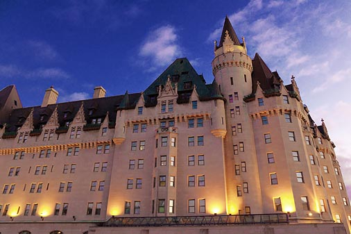 Chateau Laurier 09882
