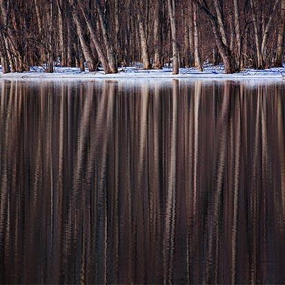 Glen Isle Reflection 14817