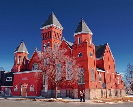 Trinity United Church 14565