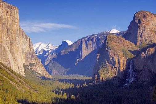 Yosemite Valley 23405