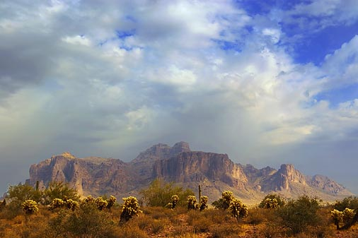 Superstition Mountain 27802