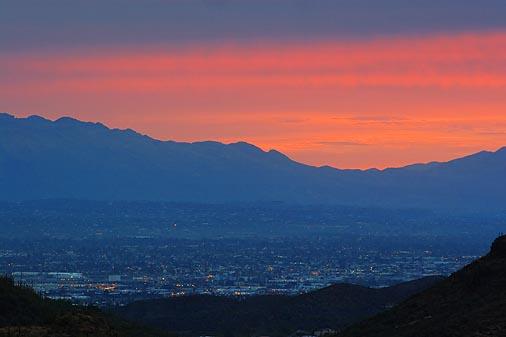 Tucson At Dawn 20060301