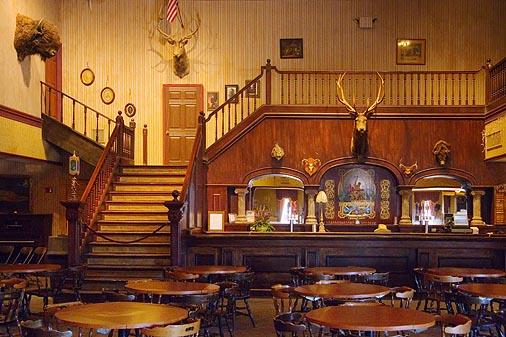 Old Tucson Saloon 30425