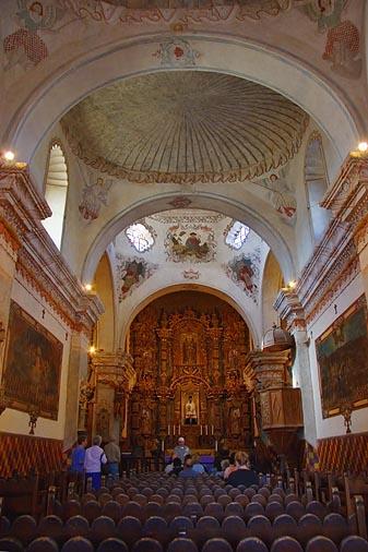 San Xavier del Bac Mission 30587