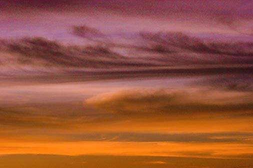 Sunrise Clouds 30733