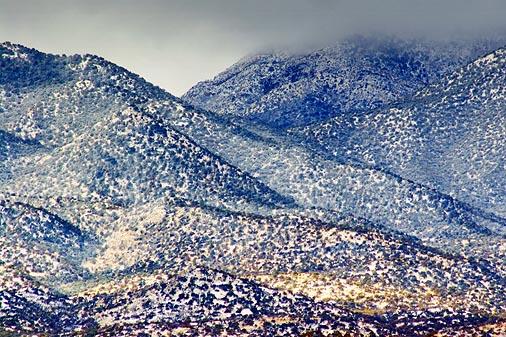 Snow On Whetstone Mountains2